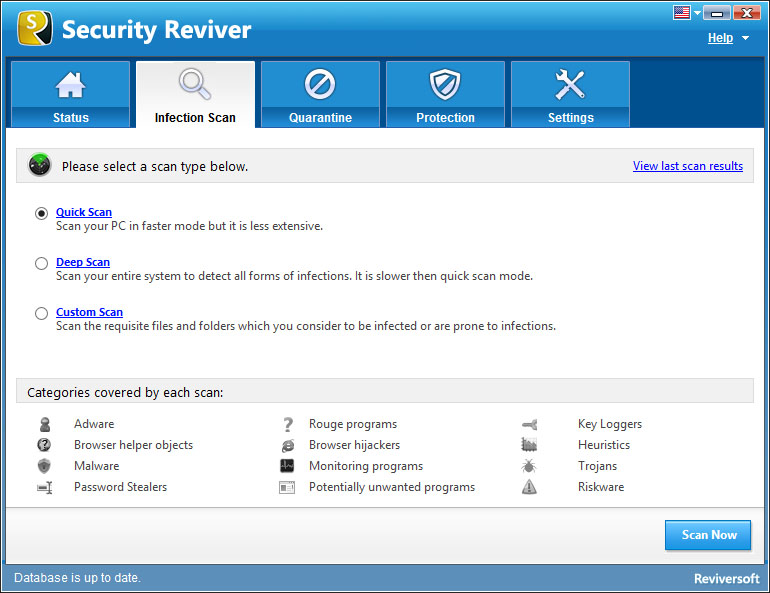 Reviversoft Security Reviver