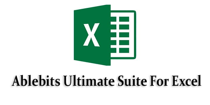 ablebits ultimate suite for excel 2018522549904