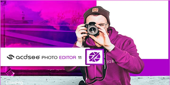 acdsee photo editor free download